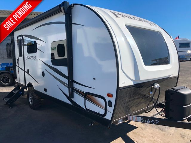 2019 Palomino PaloMini 181FBS Off Road   in Surprise-Mesa-Phoenix AZ