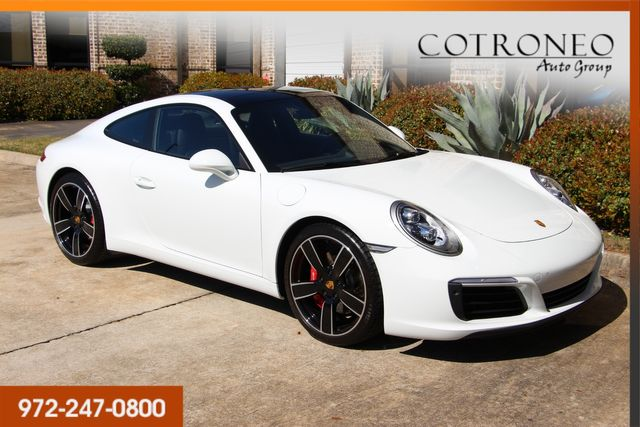 2019 Porsche 911 Carrera S Coupe in Addison, TX 75001
