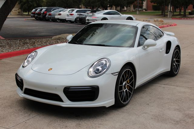 2019 Porsche 911 Turbo S Austin , Texas