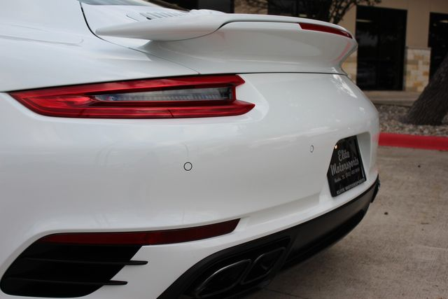 2019 Porsche 911 Turbo S Austin , Texas 8