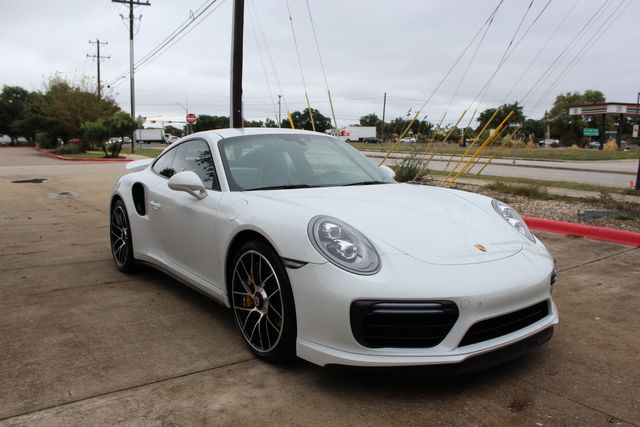 2019 Porsche 911 Turbo S Austin , Texas 14