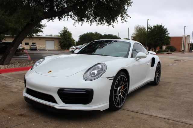 2019 Porsche 911 Turbo S Austin , Texas 3