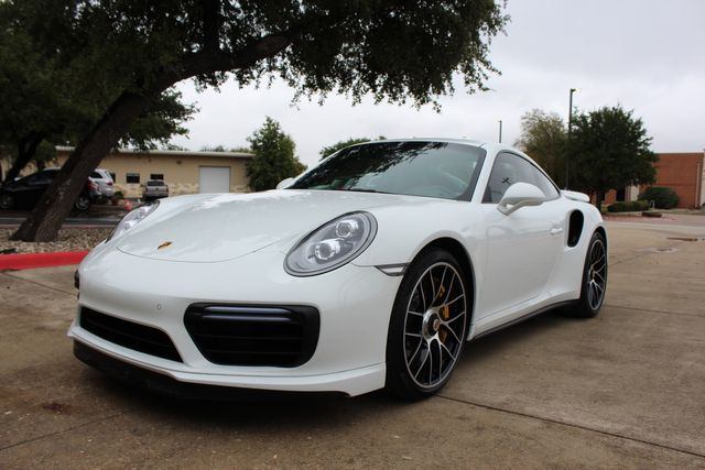 2019 Porsche 911 Turbo S Austin , Texas 4