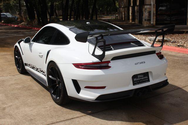 2019 Porsche 911 GT3 RS in Austin, Texas 78726
