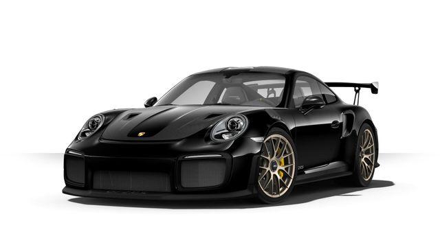 2019 Porsche 911 GT2RS