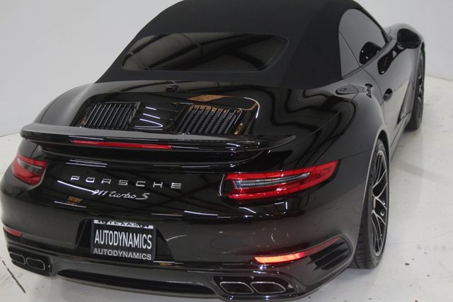 2019 Porsche 911 Turbo S Cab Houston, Texas 12