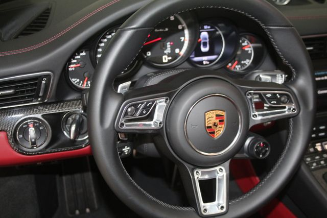2019 Porsche 911 Turbo S Cab Houston, Texas 27