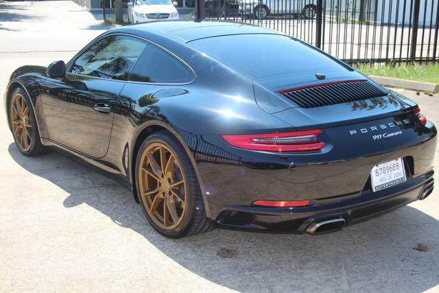2019 Porsche 911 Carrera Houston, Texas 10