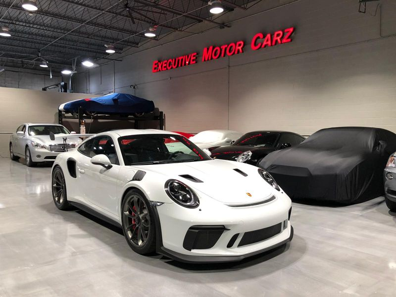 2019 Porsche 911 GT3 RS  Lake Forest IL  Executive Motor Carz  in Lake Forest, IL