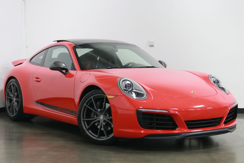 2019 Porsche 911 Carrera T  city NC  The Group NC  in Mooresville, NC