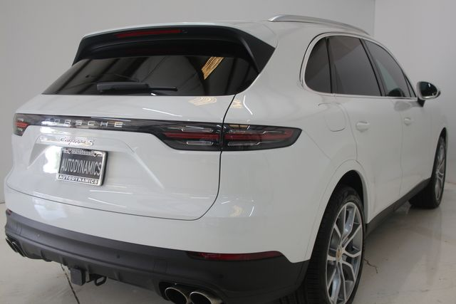 2019 Porsche Cayenne S Houston, Texas 9