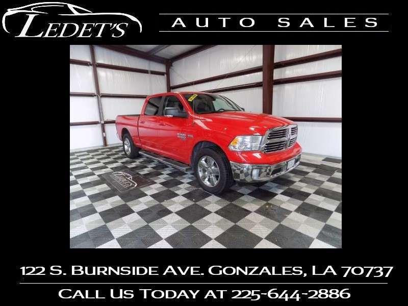 2019 Ram 1500 Classic Big Horn - Ledet's Auto Sales Gonzales_state_zip in Gonzales Louisiana