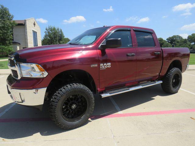 2019 Ram 1500 Classic Tradesman NEW LIFT/CUSTOM WHEELS AND TIRES in McKinney, Texas 75070