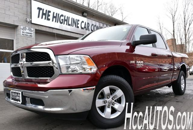 2019 Ram 1500 Classic SLT Waterbury, Connecticut 1