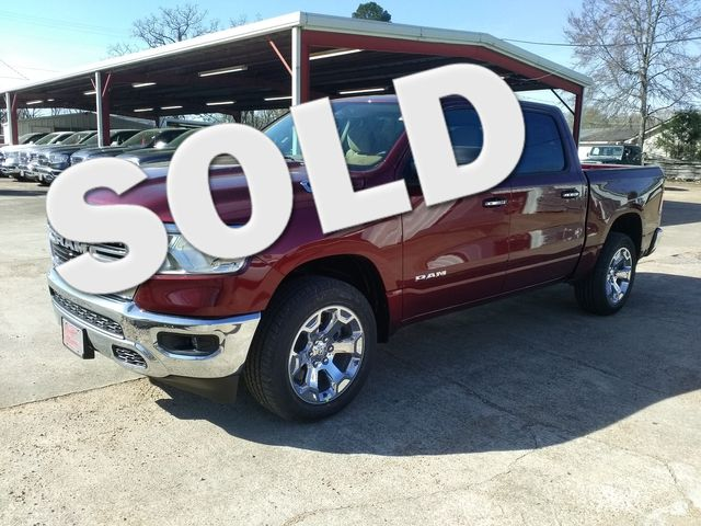 2019 Ram 1500 Crew Cab 4x4 Big Horn/Lone Star Houston, Mississippi