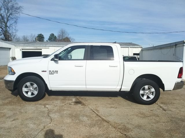 2019 Ram 1500 Crew Cab 4x4 SLT Houston, Mississippi 2