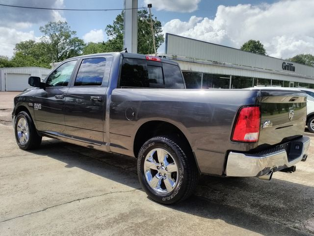 2019 Ram 1500 Crew Cab 4x4 Big Horn Houston, Mississippi 4