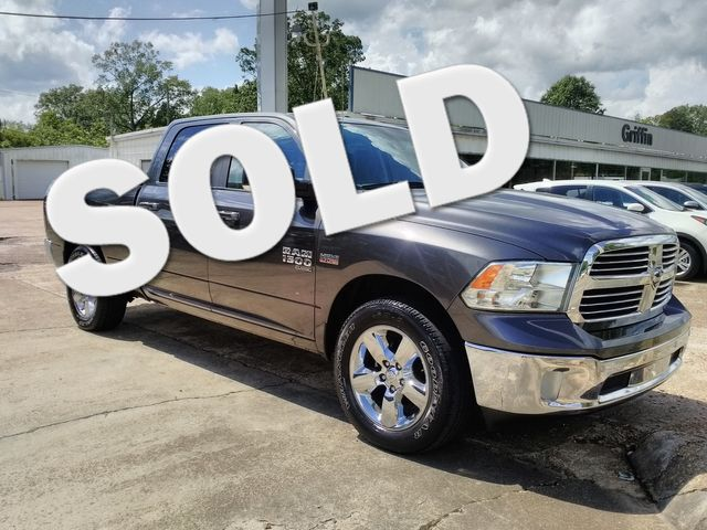 2019 Ram 1500 Crew Cab 4x4 Big Horn Houston, Mississippi