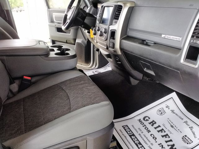 2019 Ram 1500 Crew Cab 4x4 Big Horn Houston, Mississippi 12