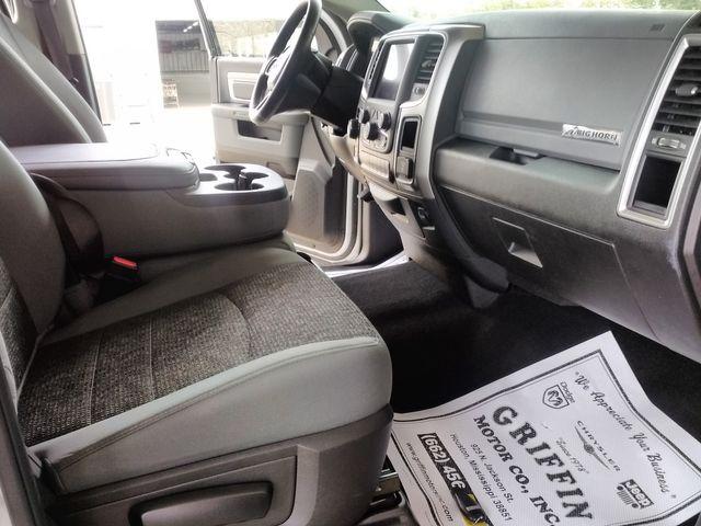 2019 Ram 1500 Crew Cab 4x4 Big Horn Houston, Mississippi 17