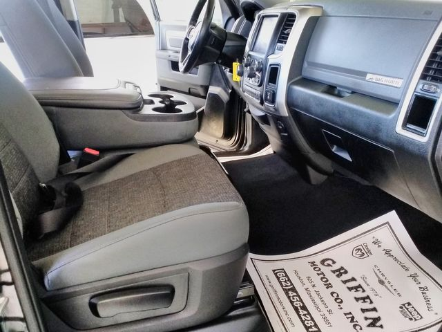 2019 Ram 1500 Crew Cab 4x4 Big Horn Houston, Mississippi 15