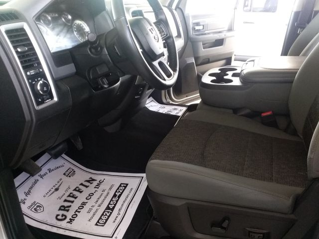2019 Ram 1500 Crew Cab 4x4 Big Horn Houston, Mississippi 14
