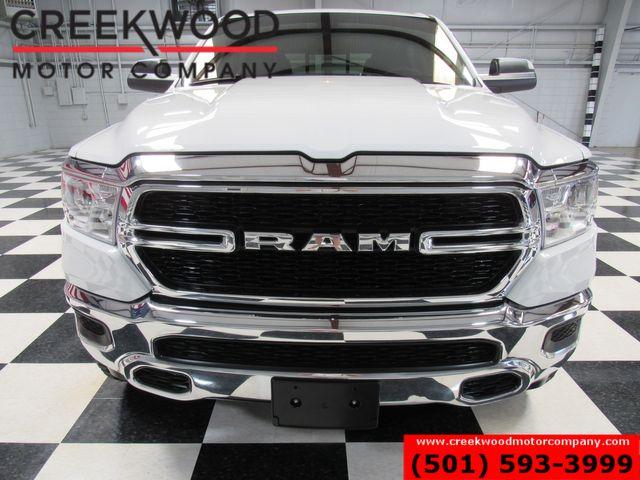 2019 Ram 1500 Dodge All New 4x4 White Hemi New Tires Black 20s 1 Owner