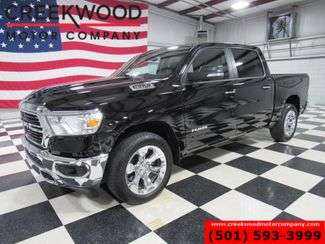 2019 Ram 1500 Dodge All New Big Horn 4x4 Black 1 Owner Hemi 20s CLEAN in Searcy, AR 72143