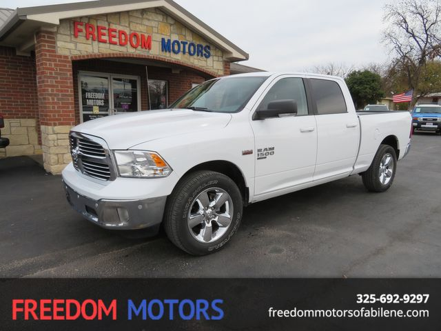 2019 Ram 1500 DS SLT | Abilene, Texas | Freedom Motors  in Abilene,Tx Texas