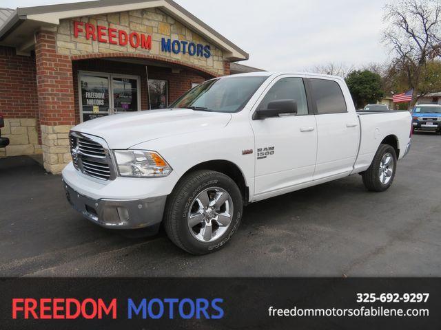 2019 Ram 1500 DS SLT | Abilene, Texas | Freedom Motors  in Abilene,Tx Texas