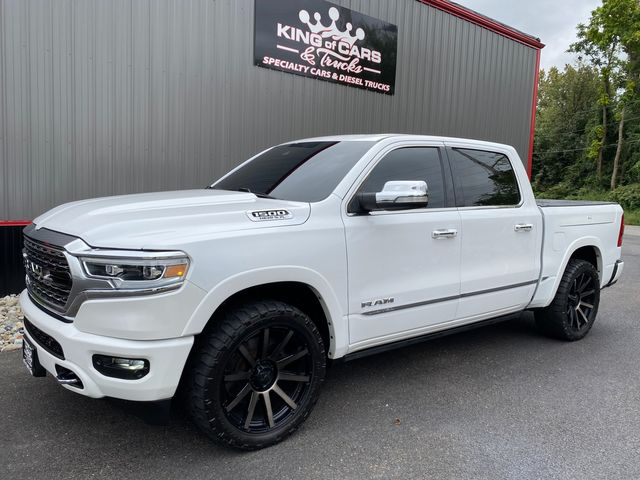 2019 Ram 1500 Limited 4x4 CREW 5.7L V8 LIKE NEW LOW MILES WHEELS TIRES