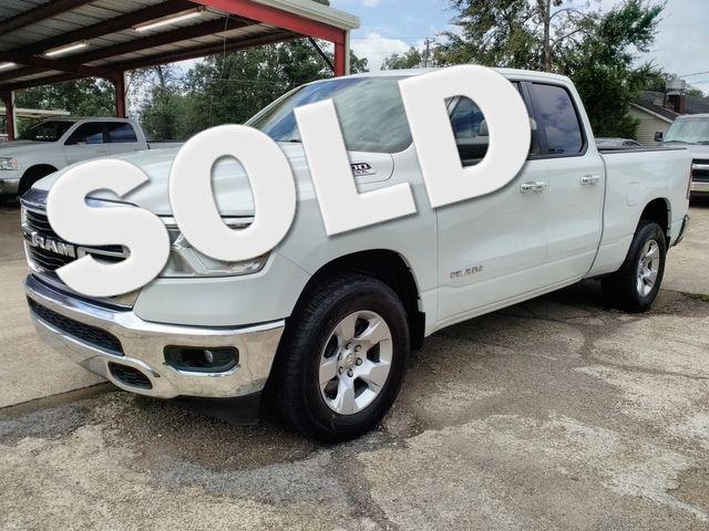 2019 Ram 1500 Quad Cab 4x4 Big Horn/Lone Star Houston, Mississippi