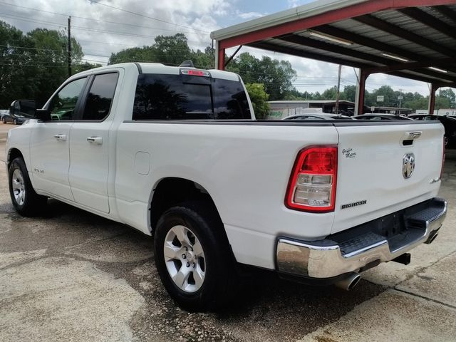 2019 Ram 1500 Quad Cab 4x4 Big Horn/Lone Star Houston, Mississippi 4