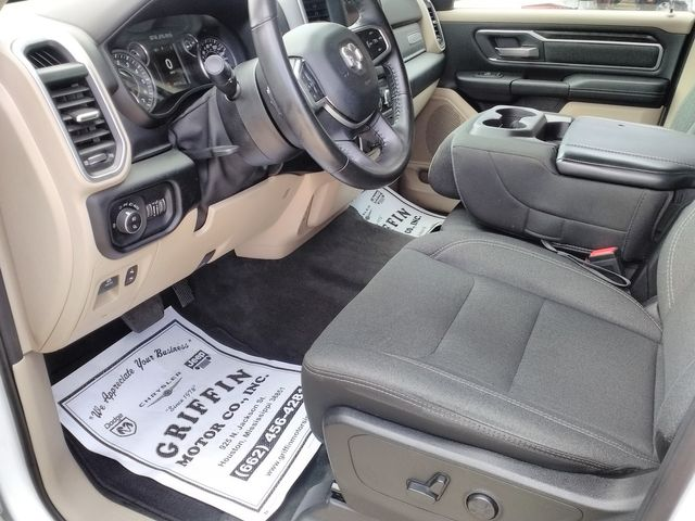 2019 Ram 1500 Quad Cab 4x4 Big Horn/Lone Star Houston, Mississippi 11