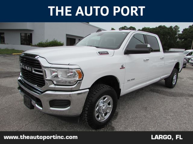 2019 Ram 2500 4X4 Big Horn Cummins Turbo Diesel in Largo, Florida 33773