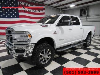 2019 Ram 2500 Dodge Laramie 4x4 Diesel White New Tires Leveled 1 Owner in Searcy, AR 72143
