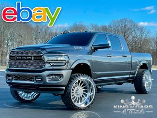 2019 Ram 2500 Mega Cab CUMMINS DIESEL 4X4 LIMITED PRO BUILT MINT MUST SEE WOW in Woodbury, New Jersey 08093
