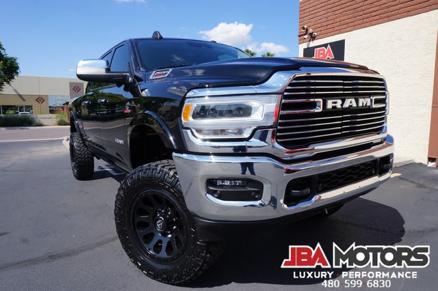 2019 Ram 2500 Laramie Mega Cab 4WD Diesel 4x4 2500HD LIFTED