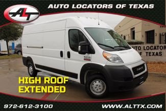 2019 Ram ProMaster Cargo Van HIGH ROOF in Plano, TX 75093