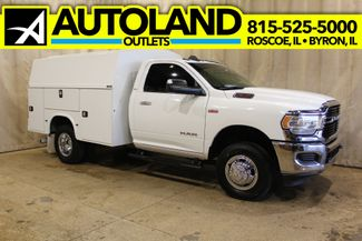 2019 Ram 3500 Dually Utility Box 4x4 SLT in Roscoe, IL 61073