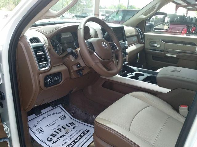 2019 Ram 3500 Crew Cab 4x4 Laramie Houston, Mississippi 9