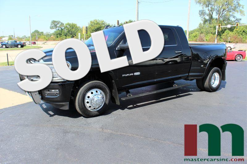 2019 Ram 3500 Longhorn   Granite City, Illinois   MasterCars Company Inc. in Granite City Illinois