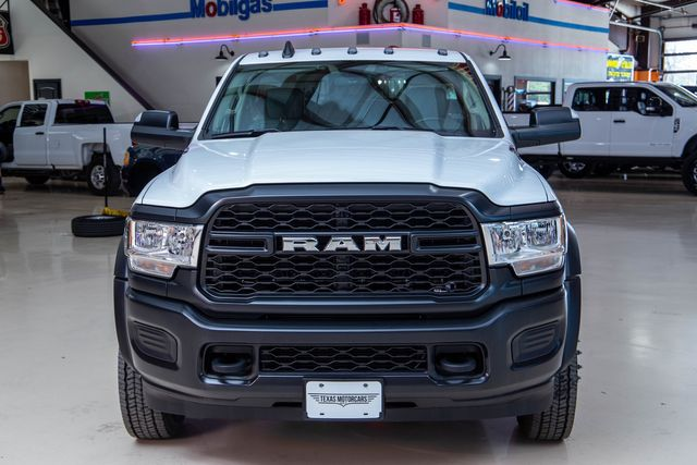 2019 Ram 5500 Chassis Cab Tradesman DRW 4x4 in Addison, Texas 75001