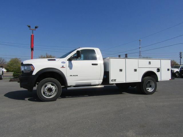 2019 Ram 5500 11' Utility 4x4 Diesel