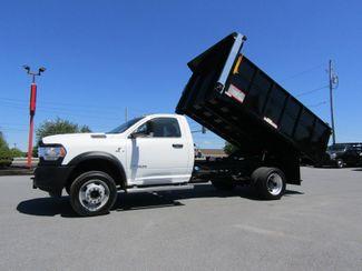 2019 Ram 5500 12' Reading Landscape Dump 4x4 Diesel in Lancaster, PA, PA 17522