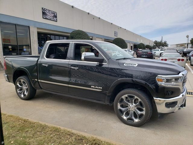2019 Ram All-New 1500 Limited, Level 1 Pkg, NAV, Sunroof, 22'Chromes 45k in Dallas, Texas 75220
