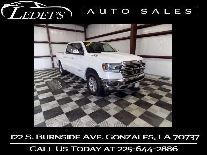 2019 Ram All-New 1500 Laramie 4WD - Ledet's Auto Sales Gonzales_state_zip in Gonzales Louisiana