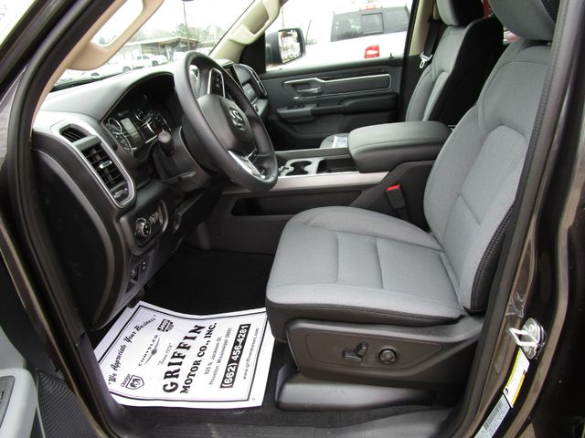 2019 Ram All-New 1500 Big Horn/Lone Star Crew Cab 4x4 Houston, Mississippi 10