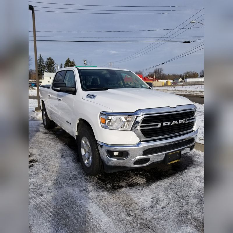 2019 Ram All-New 1500 Big Horn/Lone Star Crew Cab | Rishe's Import Center in Ogdensburg NY