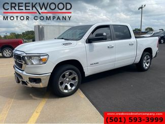 2019 Ram 1500 Dodge SLT Big Horn 4x4 Hemi 20s Low Miles White 1 Owner in Searcy, AR 72143
